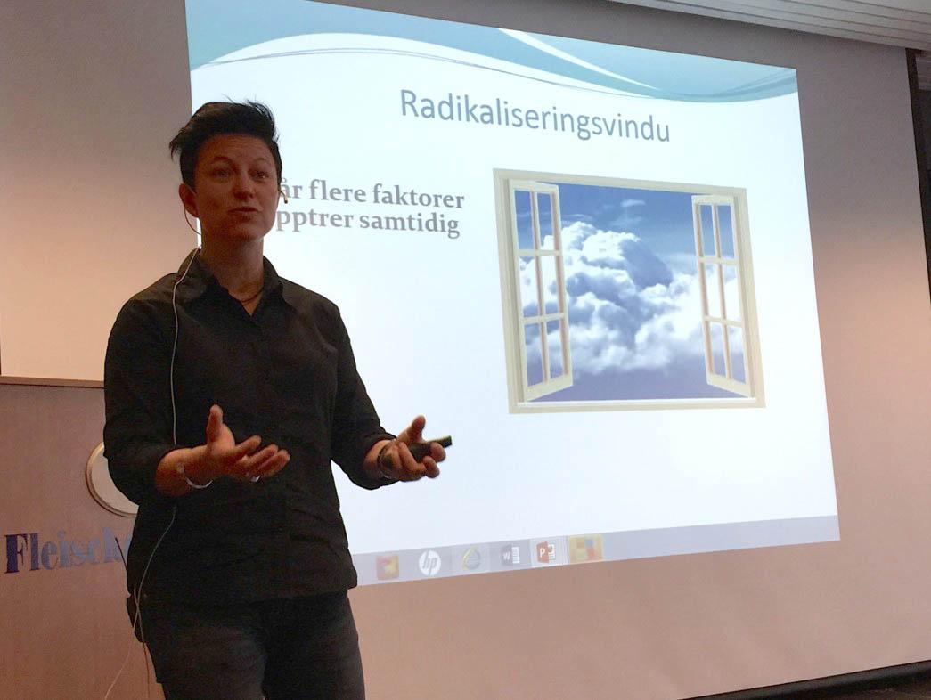 """Hege Hansen om """"Hvordan jobbe med ekstreme barn og unge"""""""